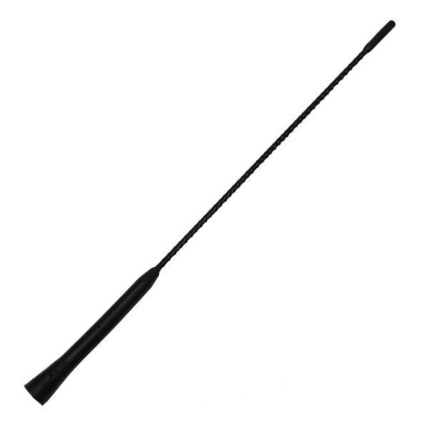Vergea antena tip Golf (AM/FM) Alpin - 36cm - Ø 5-6mm