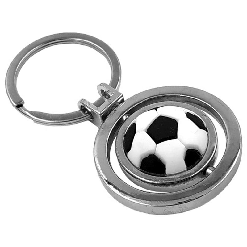 Breloc chei - Minge de Fotbal