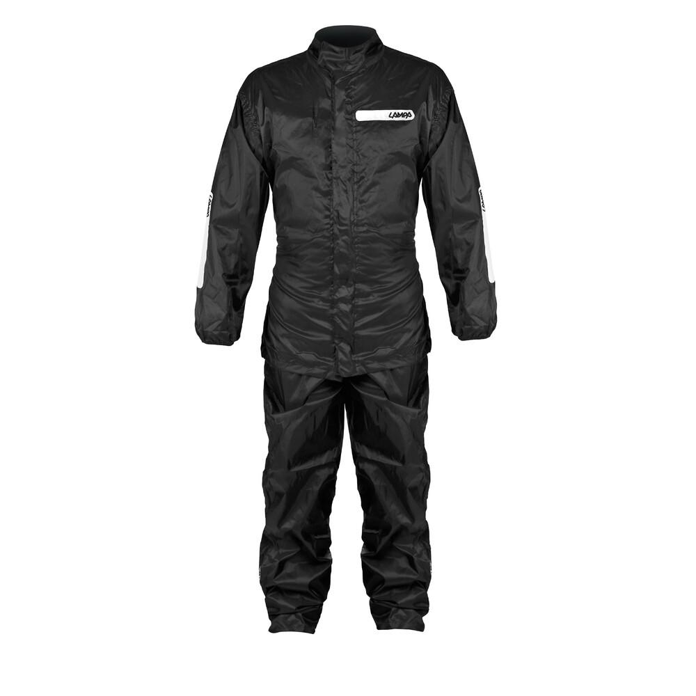 Jacheta si pantaloni impermeabili set Lyviatan, Marimea XL