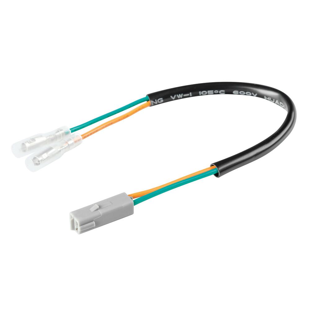 Set de cabluri si mufe pentru semnalizatoare 2buc - Kawasaki