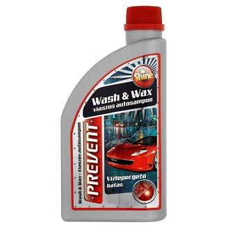 Sampon auto cu ceara Wash & Wax Prevent 500ml
