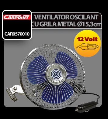 CARPOINT Ventilador 12V