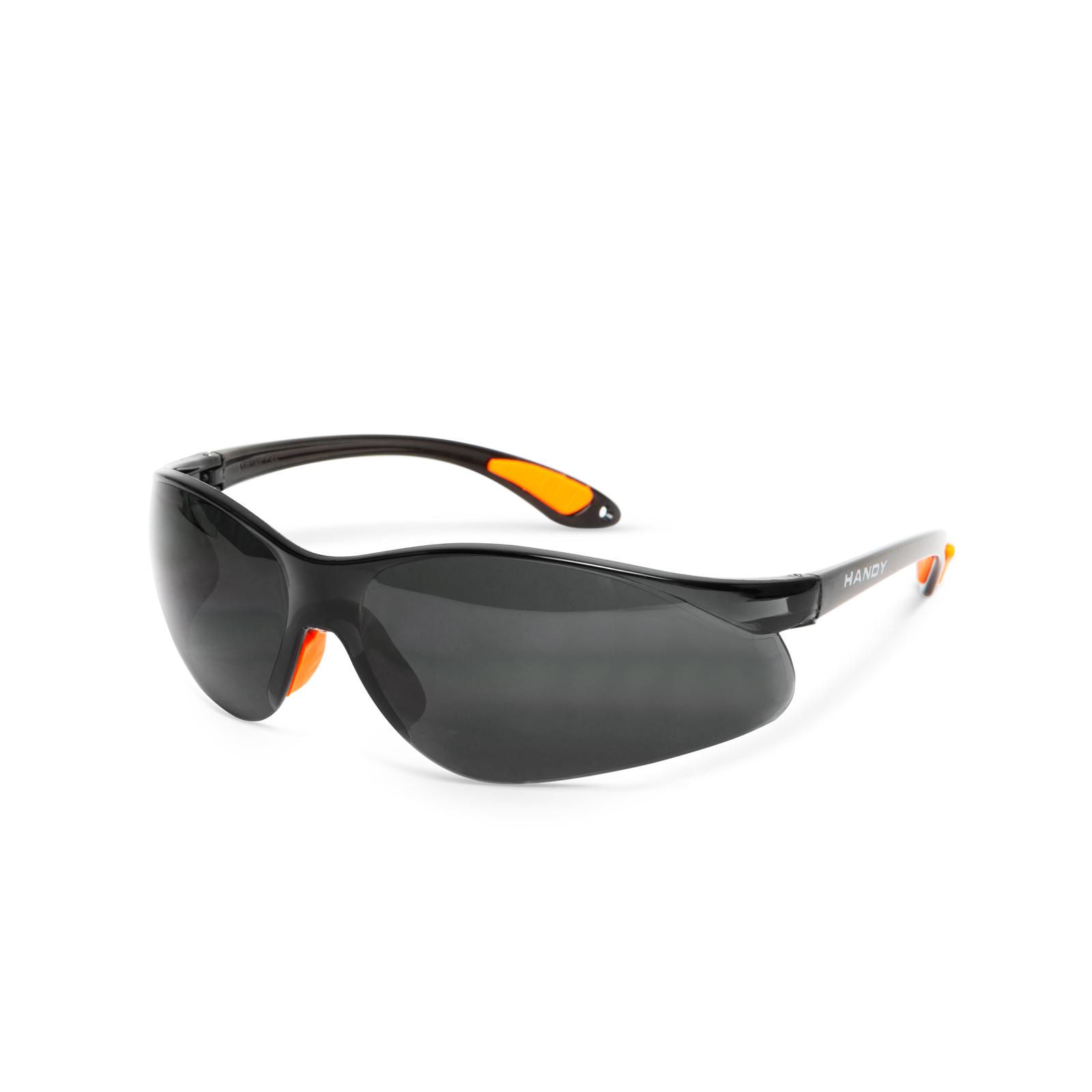 Ochelari de protectie profesionali, cu protectie UV, Gri / Fumuriu