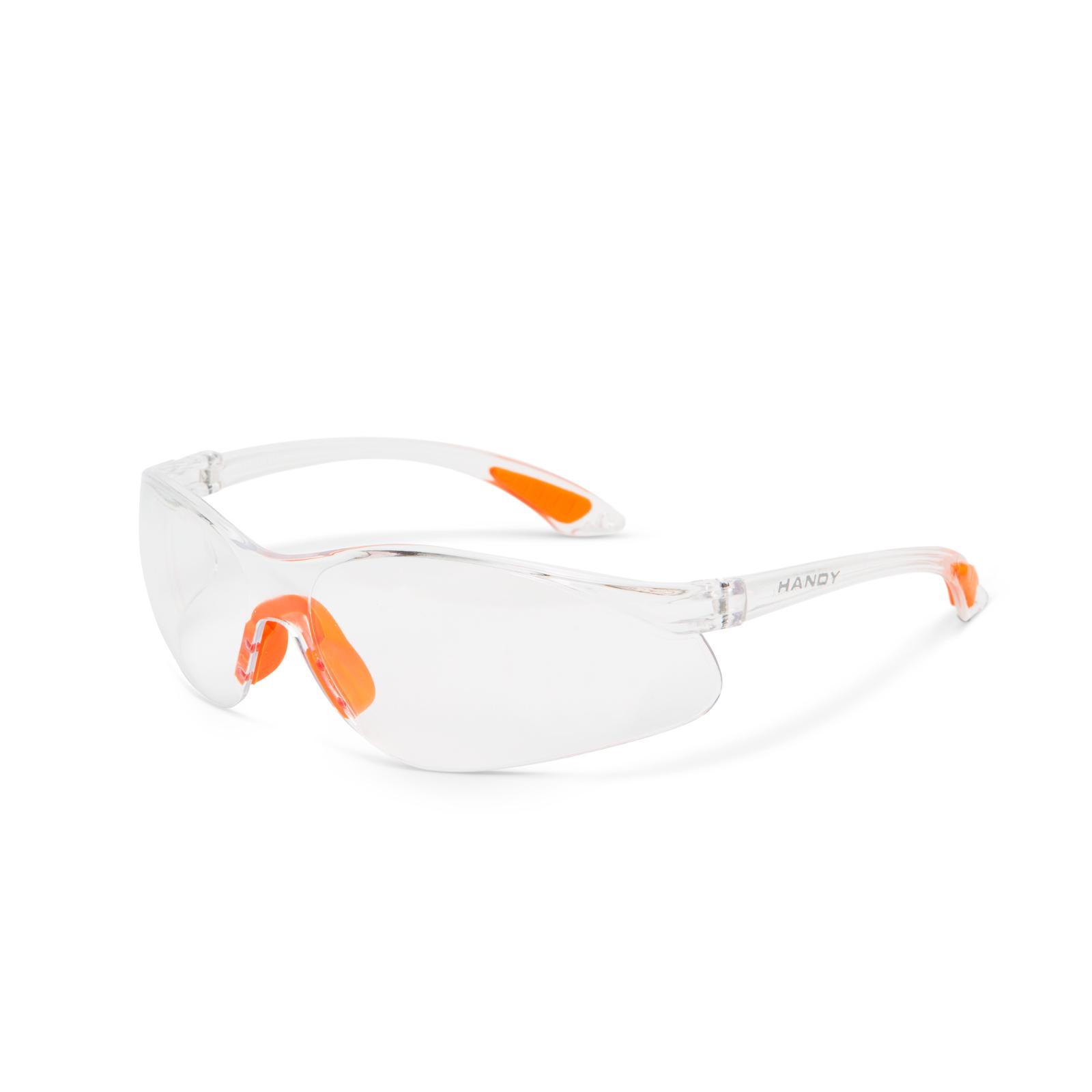 Ochelari de protectie profesionali, cu protectie UV, Transparent