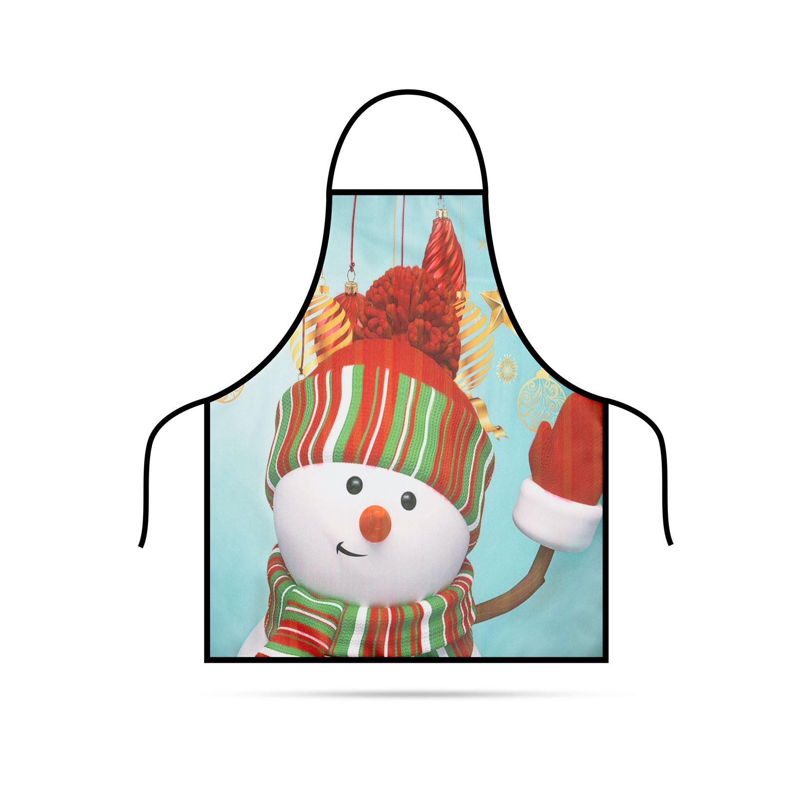 Șorț - Crăciun - pentru copii - 47 x 40 cm