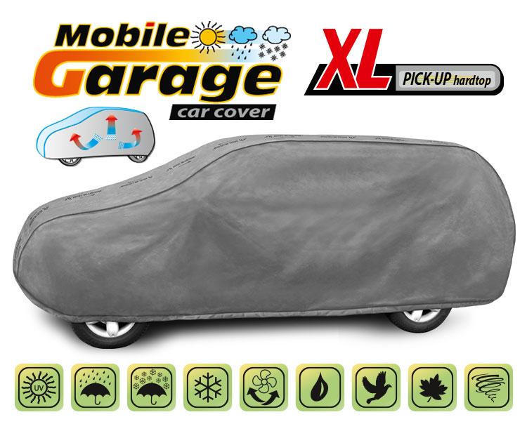 huge selection of 34fbf 90a21 Mobile Garage full car cover size - XL - Pickup Hardtop | Cridem