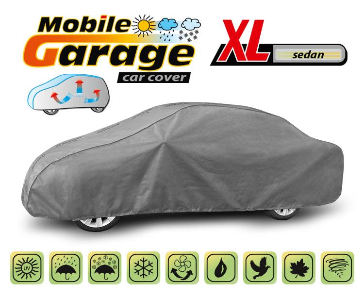new styles 9ffb9 0e4a5 Mobile Garage full car cover size - XL - Sedan | Cridem