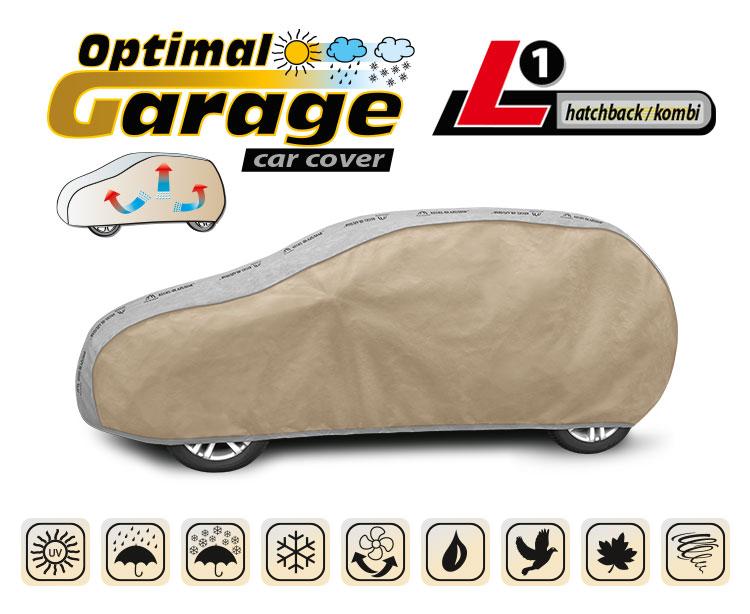 Prelata auto completa Optimal Garage - L1 - Hatchback/Kombi - Resigilat