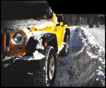 Accesorii 4x4 de iarna
