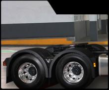 Accesorii semiremorca camion
