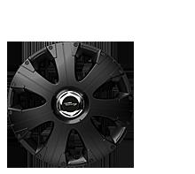 Capace roti Racing Pro Black