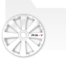 Capace roti RST White