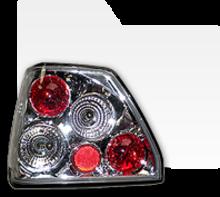 Tuning rear lights