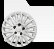 Capace roti X-treme C-071 White