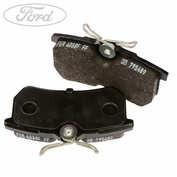 Placute frana spate Ford Focus 1 (98-04), Fiesta VI (08>)
