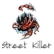 Autocolant Scorpio + Street Killer