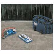 Covoras portbagaj antialunecare - 100x120cm