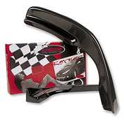 Flapsuri pentru spoiler fata Peugeot 206