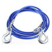 Cablu tractare metalic Ø 8mm - 3,5m - 3000kg