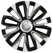 Capace roti auto Avalone chrome black 4buc - 13''