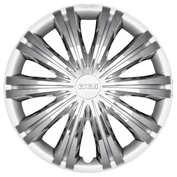 Capace roti auto Giga chrome silver 4buc - 13''