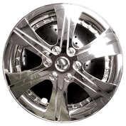 Capace roti auto Hot Style 6 chrome 4buc - 13''
