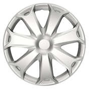Capace roti auto Mega 4buc - Argintiu - 13''