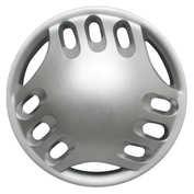Capace roti auto Mexico 4buc - Argintiu - 13''