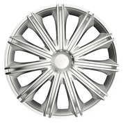 Capace roti auto Nero 4buc - Argintiu - 13''