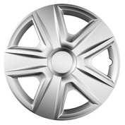 Capace roti auto Esprit 4buc - Argintiu - 14''