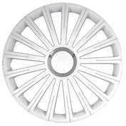 Capace roti auto Radical Pro white 4buc - 16''