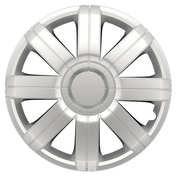 Capace roti auto Sportive 4buc - Argintiu - 13''