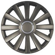 Capace roti auto Spyder Pro dark 4buc - Grafit - 13''