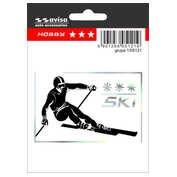 Autocolant Hobby Ski 1buc