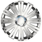 Capace roti auto Active RC 4buc - Argintiu - 16''