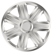 Capace roti auto Comfort 4buc - Argintiu - 16''