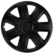 Capace roti auto Comfort BL 4buc - Negru - 15''