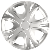 Capace roti auto Dynamic 4buc - Argintiu - 13''