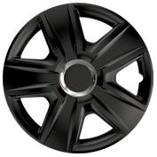 Capace roti auto Esprit RC BL 4buc - Negru - 15''