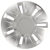 Capace roti auto Focus 4buc - Argintiu - 14''