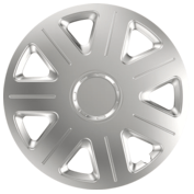 Capace roti auto Master 4buc - Argintiu - 13''