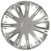 Capace roti auto Spark 4buc - Argintiu - 14''