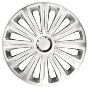 Wheel covers Trend RC 4pcs - Silver - 15''