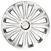 Capace roti auto Trend RC 4buc - Argintiu - 16''