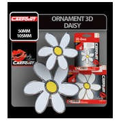 Ornament 3D Daisy - 105mm