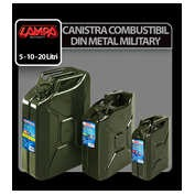 Canistra combustibil din metal Military - 20l