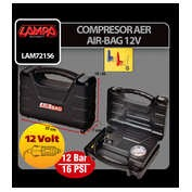 Compresor aer Air-Bag 12V