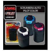Scrumiera auto Pilot color
