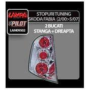 Stopuri tuning Skoda Fabia (2/00-5/07) - Cromate