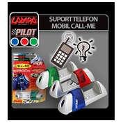 Suport telefon mobil Call-Me - Albastru